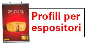 Profili per espositori