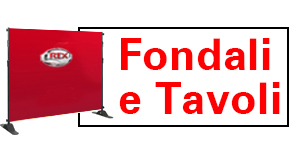 Fondali e Tavoli